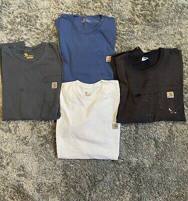 Carhartt Bundle Lot of 4 Size XXL Vintage Workwear Wip Heron Preston
