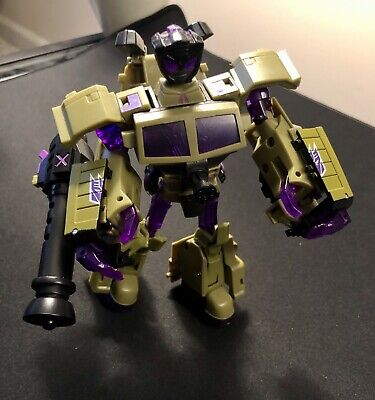 Transformers Animated deluxe SWINDLE 2008 - Great condition