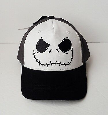 Disney - The Nightmare Before Chirstmas Lil Jack Skellington Youth Baseball Hat