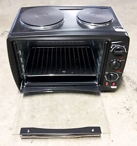 Portable electric Benchtop oven/cooktop Bronte Eastern Suburbs Preview