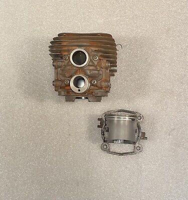 Stihl Ts420 Genuine Oem Piston And Cylinder