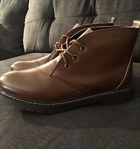 Men's Casual Boots - Size 11