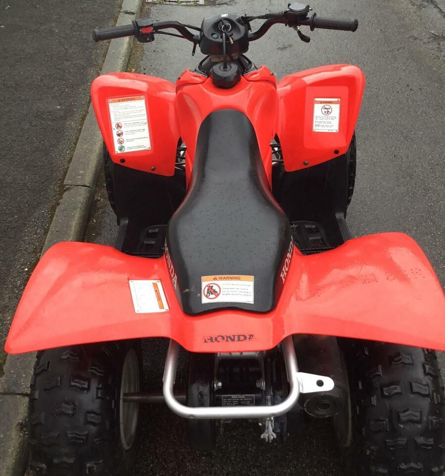 HONDA TRX90 X SPORTRAX 4x2 2WD QUAD BIKE ATV