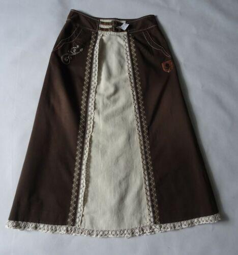 German Austrian Modern  Trachten Skirt New 8