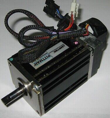 Pittman 5262c108-r4 Brushless Dc Servo Motor - 66.4 Mvrs - Heds 5500 Encoder