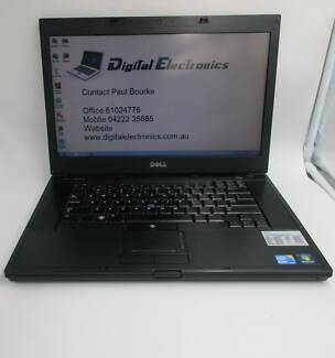 Dell Latitude i5 Laptop Model E6510