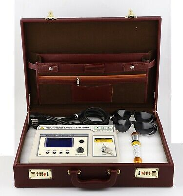 Low Level Cold Laser Therapy Physiotherapy Pain Relief Machine Lcd Display Unit