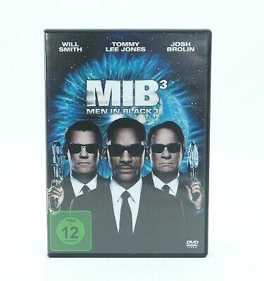 Men In Black MIB 3 III Will SmithTommy Lee Jones Josh Brolin DVD FSK 12 wie neu