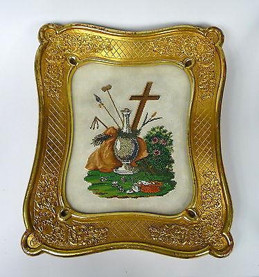Perline di vetro Immagine intorno al 1850