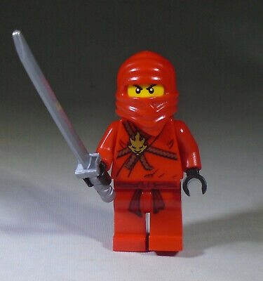 LEGO System Ninjago Minifig Kai - The Golden Weapons