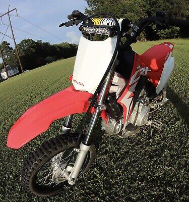 Honda CRF110/Kawasaki KLX110 Plug and Play LED Headlight Kit