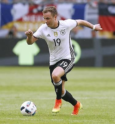 Mario Götze hat aktuell bei der DFB-Elf mehr Spaß als bei den Bayern. (Bild: imago)
