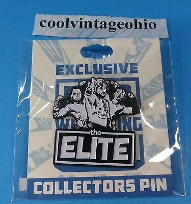 The Elite Lapel Pin Kenny Omega The Elite Young Bucks AEW NJPW Wrestling NEW