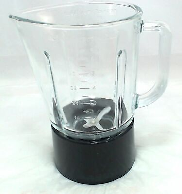 WPW10279534, Glass Black Jar Assembly fits Whirlpool KitchenAid Blender