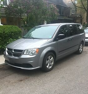 Dodge Grand Caravan 2016 - Silver- SE Plus - Private Sale