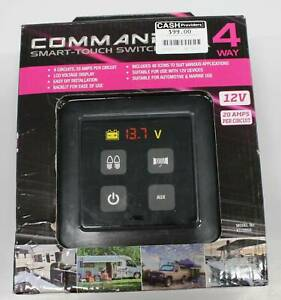 Commander 4-Way Smart Switch - As New Nerang Gold Coast West Preview