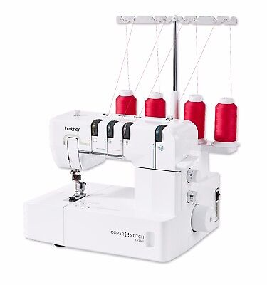 Brother Coverstitch Machine CV3440 (3 Year Warranty) Free & Fast Delivery