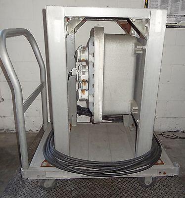 Mobile Hazardous Location Electric Power Distribution Explosion Proof Box Cart