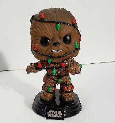 Chewbacca CHRISTMAS pop #278