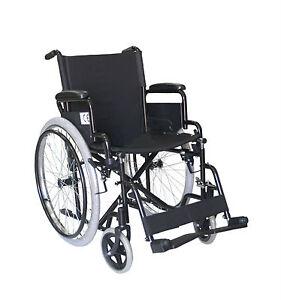 Carrozzina Pieghevole E Leggera Sedia A Rotelle Disabili