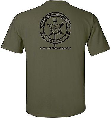 Usmc United States Marine Corps   22Nd Marine Expeditionary Unit  Meu  T Shirt