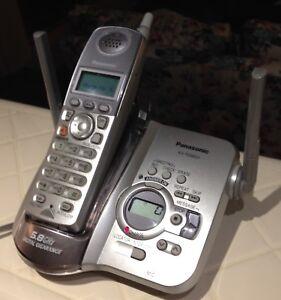 Panasonic Cordless Phone and Message Centre