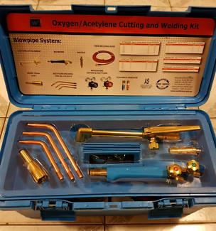 Weldcorp Oxy/Acetylene kit