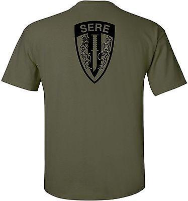 Usmc United States Marine Corps   Sere School T Shirt