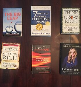 Business books package