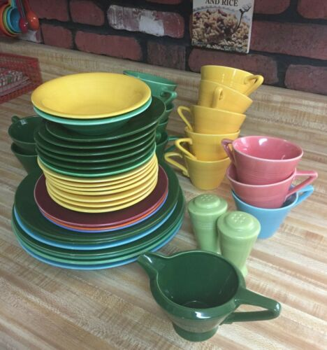Harlequin China--42 Pcs