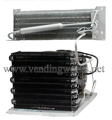 Vendo Soda Vending Machine Compressor Refrigeration Cooling Unit Deck Vc407 Vmax