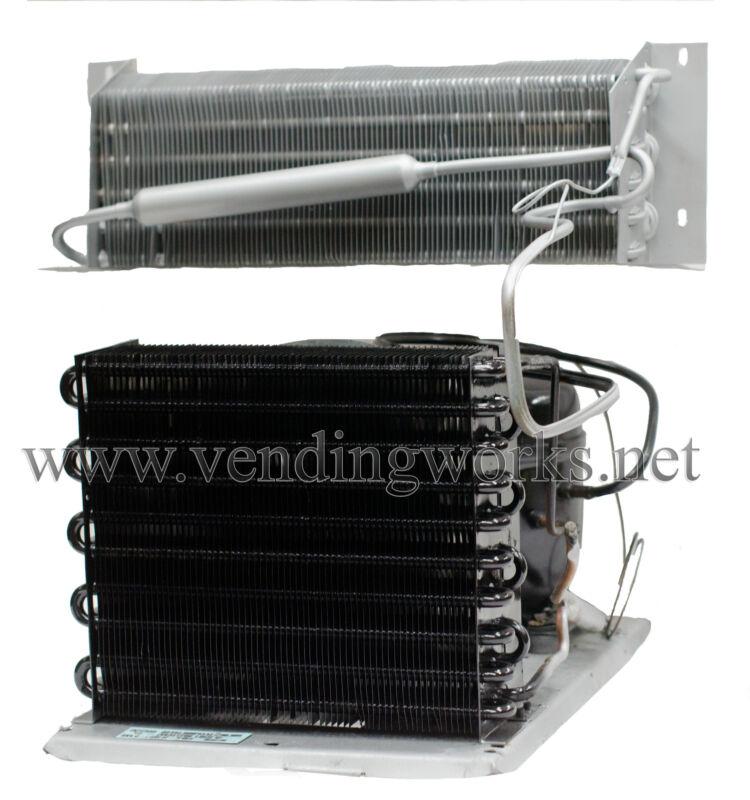 Vendo V407 Soda Vending Machine Compressor Refrigeration Cooling Unit VC407 Vmax