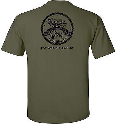 Usmc United States Marine Corps   13Th Marine Expeditionary Unit  Meu  T Shirt