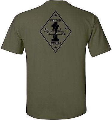 1st Marine Tank Battalion (USMC United States Marine Corps - 1st Tank Battalion)