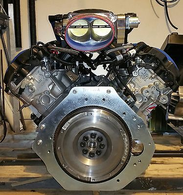 FORD COYOTE V8 Engine conversion to AUDI gearbox 6spd COMPLETE KIT2