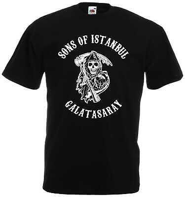 Sons of Istanbul Herren T-shirt Galatasaray Ultras