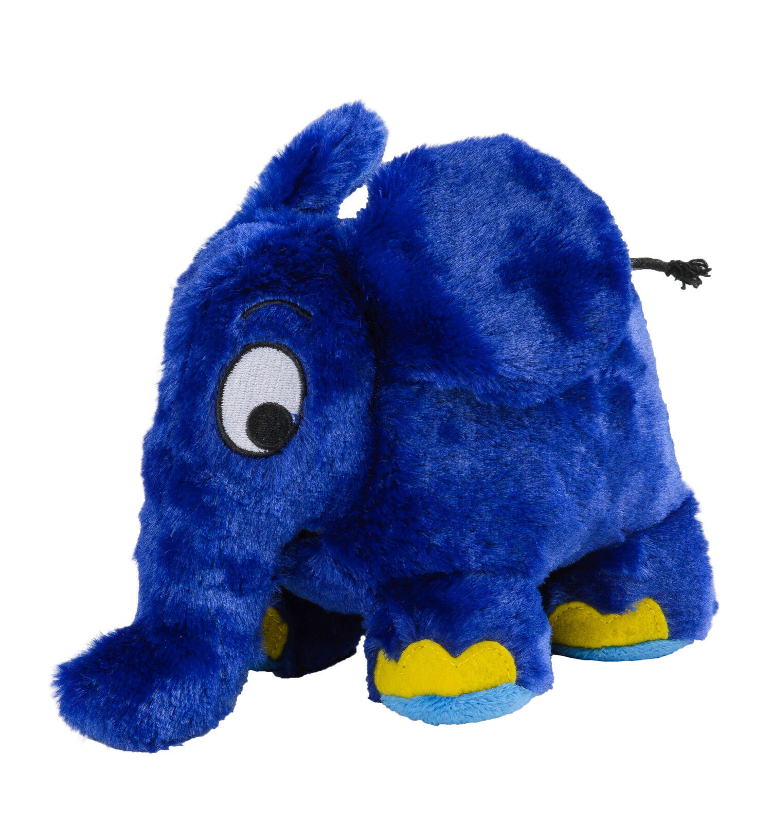Original Warmies Greenlife Wärmestofftier Wärmekissen Körnerkissen Wärmetier NEU Der Blaue Elefant