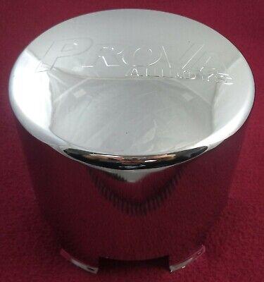 Prova Alloys Wheel Chrome Custom Wheel Center Cap # 928B137 A0169