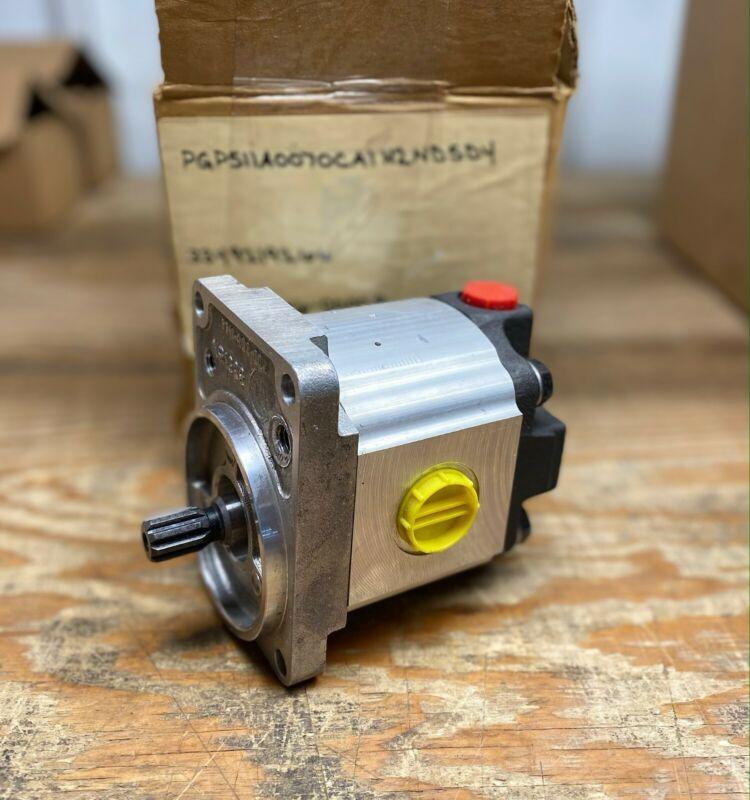 Parker PGP511A0070CA1H2ND5D4 Hydraulic Gear Pump (3349219266)