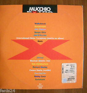 AA.VV. - I cd del Mucchio Extra N°4 - 2002 - - MILLESIMO, Italia - AA.VV. - I cd del Mucchio Extra N°4 - 2002 - - MILLESIMO, Italia