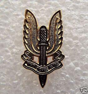 SAS Who Dares Wins enamel pin / lapel badge Special Forces
