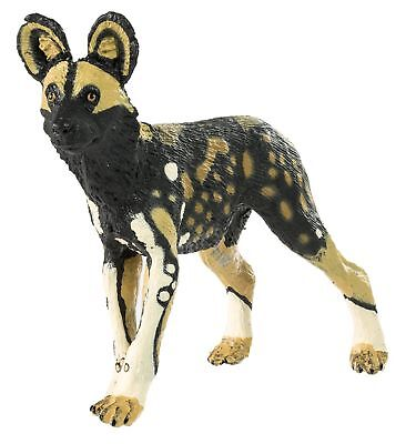 (Safari 239729 African Wild Dog Animal Figure)