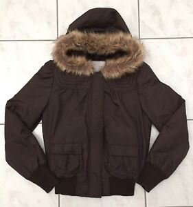 OLD NAVY Ladies Winter Bomber Jacket (Small) Used