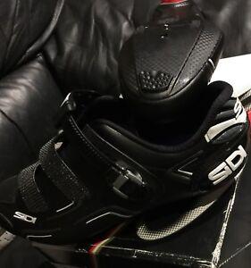 Sidi road bike shoes  size 10.5