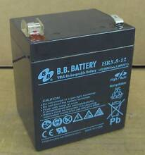 B.B Battery HR5.8-12 12v Lead Acid taken from UPS Leichhardt Leichhardt Area Preview