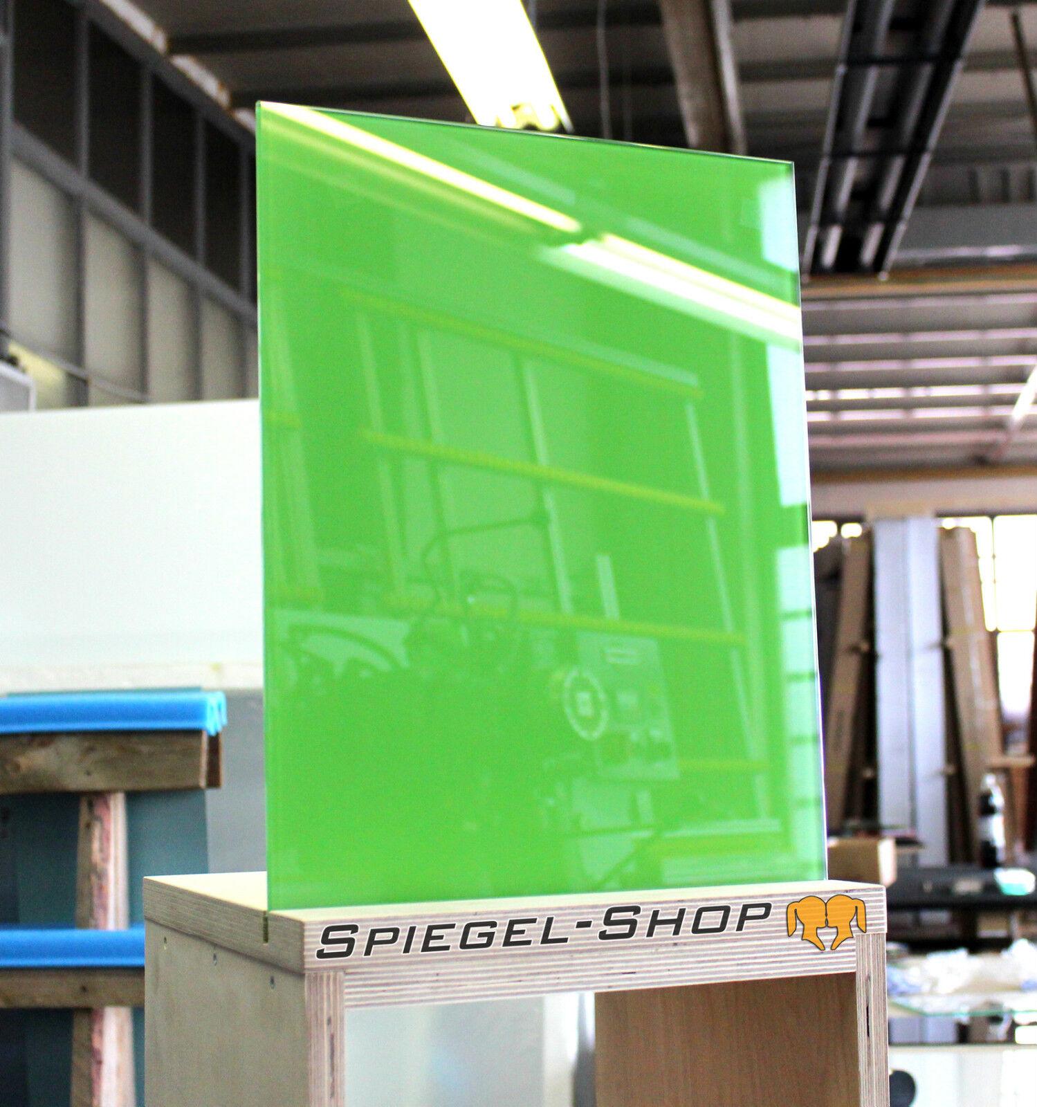 k252chenr252ckwand fliesenspiegel glas 4mm farbig lackiert f252r