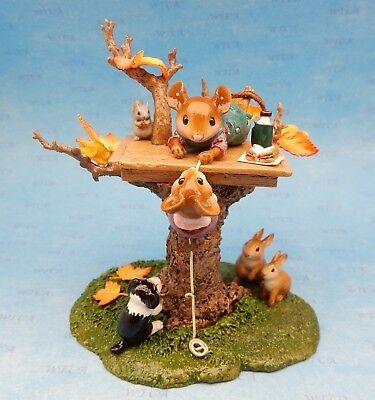 Family Tree By Wee Forest Folk  Wff  M 410Z  Fall Tree  Folktoberfest Exclusive