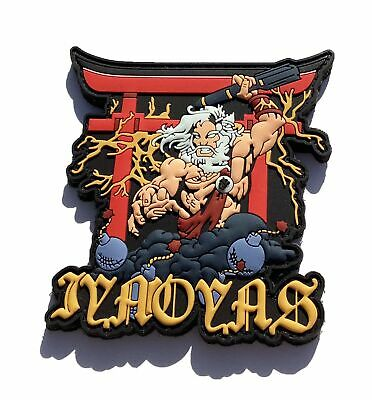 IYAOYAS Zeus PVC patch