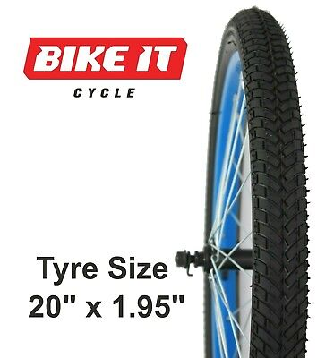 "2x Kenda k-907 Krackpot BMX Tyre Bicycle Tyre 20x1.95 Freestyle 20/"" 1 Pair"