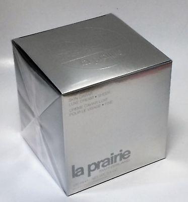 NEW La Prairie Luxe Cream Unisex Skin Caviar SHEER, 3.4 Ounce 100 ml for sale  Niagara Falls